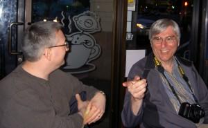 DavidAndGene Vancouver Blogger May Meetup recap