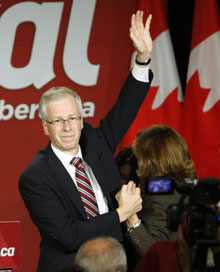 Liberal Stephane Dion