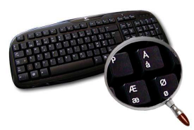 Danish-Keyboard